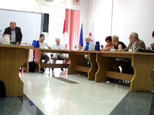 42 sesja Rady Miasta Lidzbarka Warmińskiego.