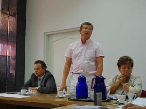45 sesja Rady Miasta Lidzbarka Warmińskiego
