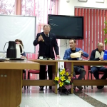 Przewodniczący Rady Miasta otwiera 47 Sesję.
