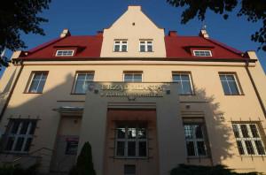 Siedziba urzędu Miasta Lidzbark Warmiński