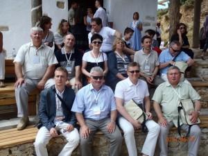Zdjęcie z wyjazdu do Turcji na Międzynarodowy zlot Cittaslow