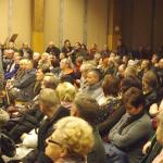 Spotkanie Burmistrza z mieszkańcami w Szkole Muzycznej