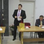 2 Sesja Rady Miasta - Nowy Burmistrz zaprzysiężony, zastęcą pani Janina Piętka