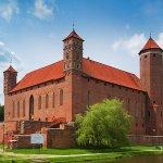 Podczas remontu zamku w Lidzbarku Warmińskim odnaleziono list w butelce