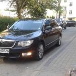 Czy wicemarszałek Protas używa auta służbowego do celów prywatnych?