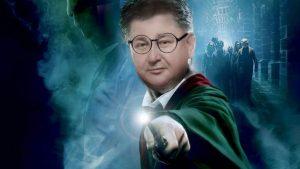 Harry - czarodziej z Powiatu
