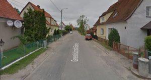 ul. Bema w Lidzbarku Warmińskim. fot. Google