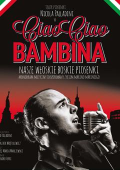 Ciao Ciao Bambina - Koncert Nicola Palladini @ Słowackiego 4