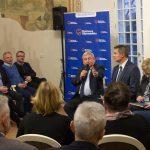 """Spotkanie Platformy Obywatelskiej  w """"Oranżerii Kultury"""""""