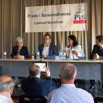 Spotkanie posłanki Anity Czerwińskiej (PiS) z mieszkańcami lidzbarskiego powiatu