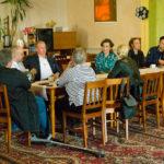 Spotkanie kandydatów Koalicja Obywatelska - Lidzbark Warmiński z mieszkańcami miasta