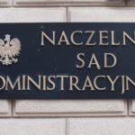 Burmistrz Wiśniowski przegrał sprawę w Naczelnym Sądzie Administracyjnym