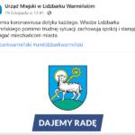 W Lidzbarku Warmińskim podniosą podatki